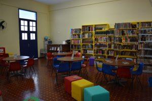 Biblioteca São Luíz Orione