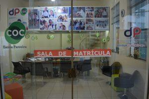 Sala de Matrícula